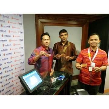 """Indosat Luncurkan """"D-Tap"""",Layanan Pembayaran Berteknologi NFC"""