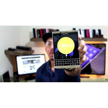 BlackBerry Passport Terbaru Pakai Android