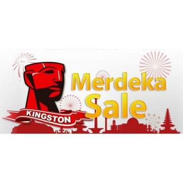 Kingston Rilis Merdeka Sale Promo