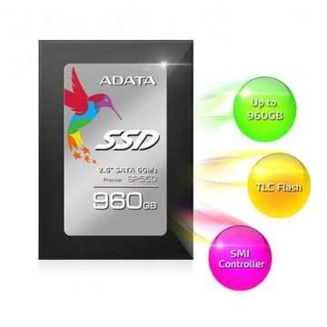 ADATA Luncurkan SSDPremierSP550 SATA 6Gb/s