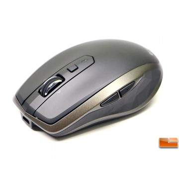 Logitech MX Anywhere 2 Wireless Mobile, Mouse dengan Sensor Laser