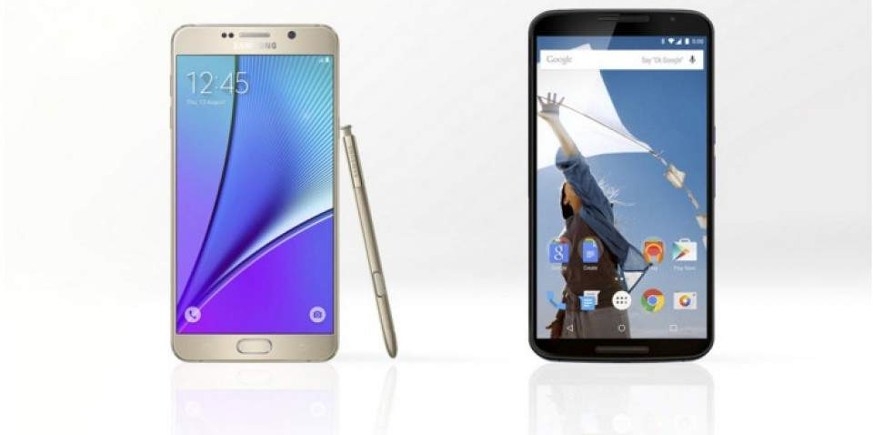 Meski Lawas, Nexus 6 Masih Mampu Menandingi Galaxy Note 5