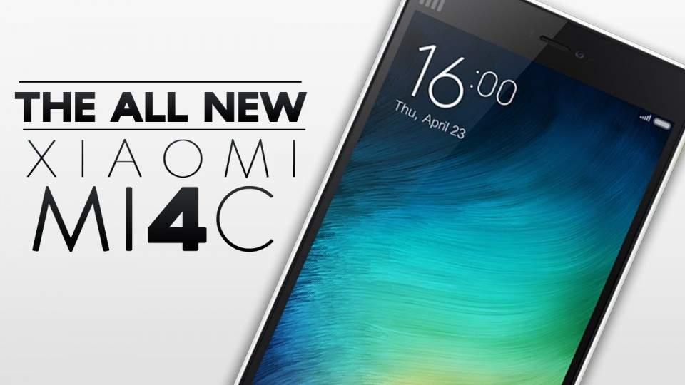 Xiaomi Mi 4c Meluncur dengan Dua Varian RAM 2GB dan 3GB