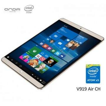 Onda V919 Air CH, Tablet Windows 10 Asal Tiongkok dengan RAM 4GB