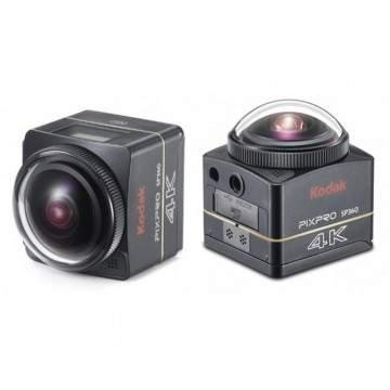 Kamera Kodak PixPro SP360-4K Bisa Foto 360 Derajat tanpa Aplikasi