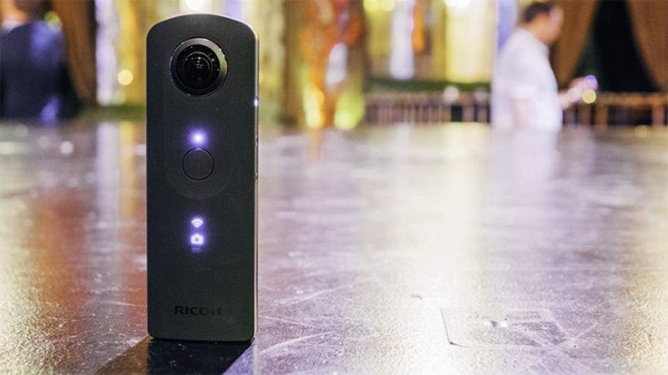 Kamera ini Bisa Rekam Video 380 Derajat
