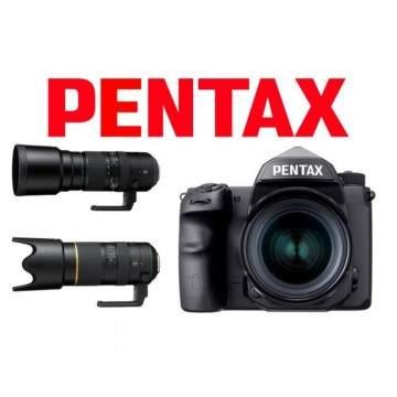 Pentax Full Frame DSLR Hadir Awal Tahun Depan
