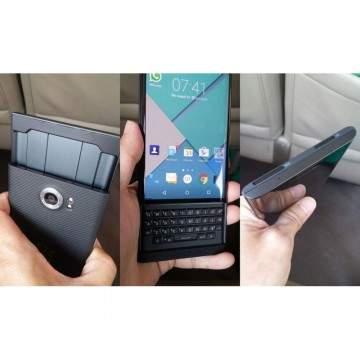 BlackBerry Priv, Smartphone Android dengan Kamera 18MP