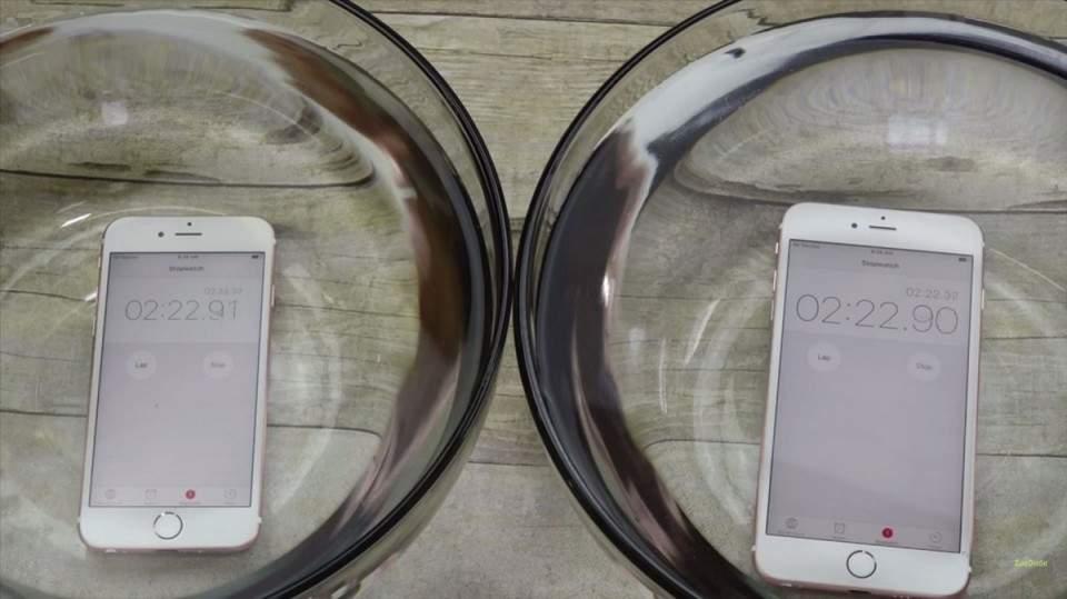 iPhone 6s dan iPhone 6s Plus Direndam Dalam Air, Apa Jadinya?