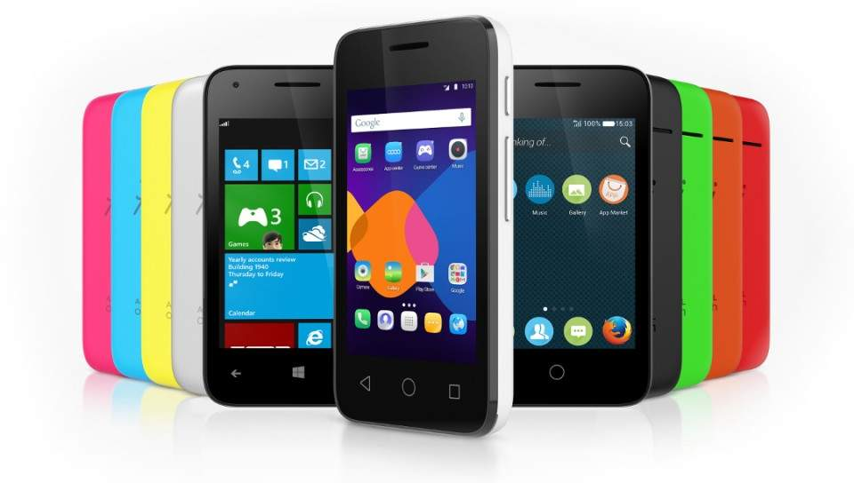 Alcatel OneTouch Pixi First Siap Bersaing di Kelas Low end