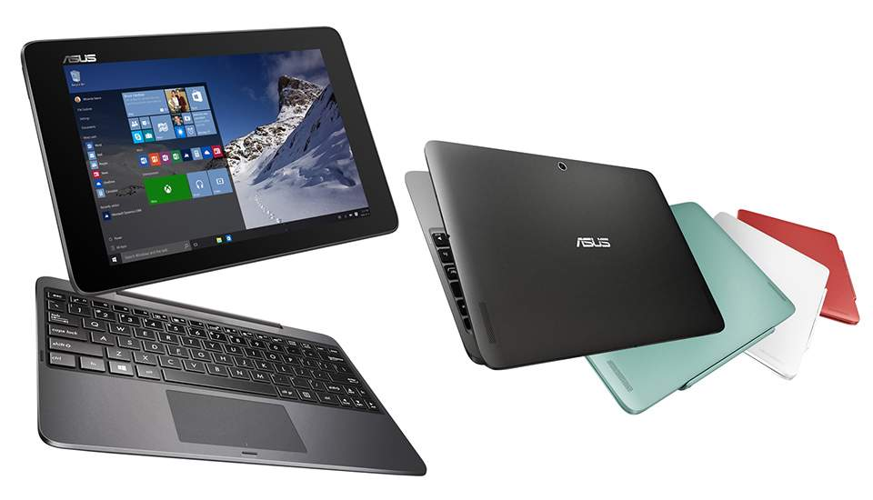 Asus Transformer Book T100 Terbaru Dibekali Mesin Intel Cherry