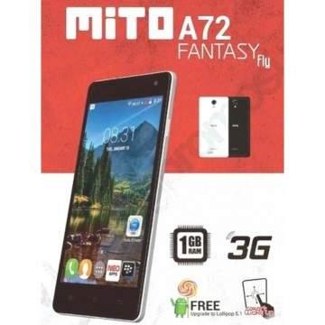 Mito Fantasy Fly A72, Ponsel Android Lollipop 5.1 Harga Rp 900 Ribuan
