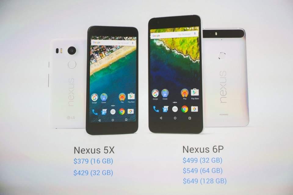 Live Acara Google Nexus 2015 Liveblog – Nexus 5X