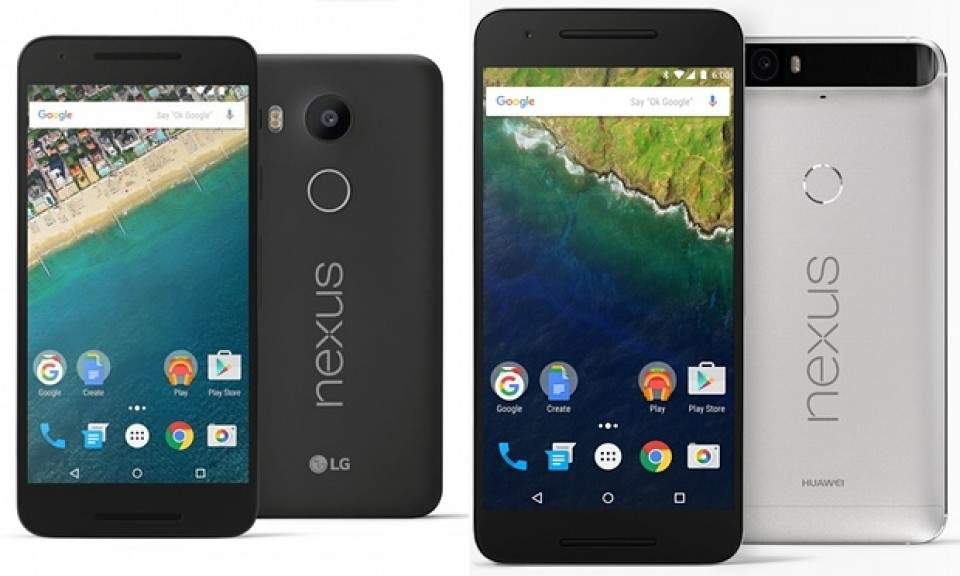 Yang Perlu Kamu Tahu Tentang Google Nexus 6P dan Nexus 5X