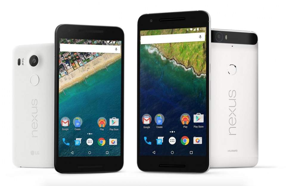 Ini Alasan Kenapa Nexus 5x dan 6P Tidak Punya Wireless Charging