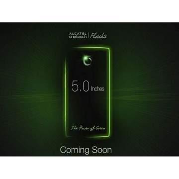 Alcatel Flash 2 di Indonesia Hanya Dijual Online
