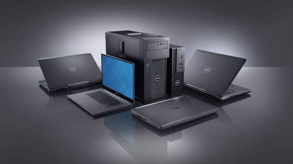 Susul Lenovo, Dell Kenalkan 4 Laptop dan PC dengan Chipset Intel Xeon