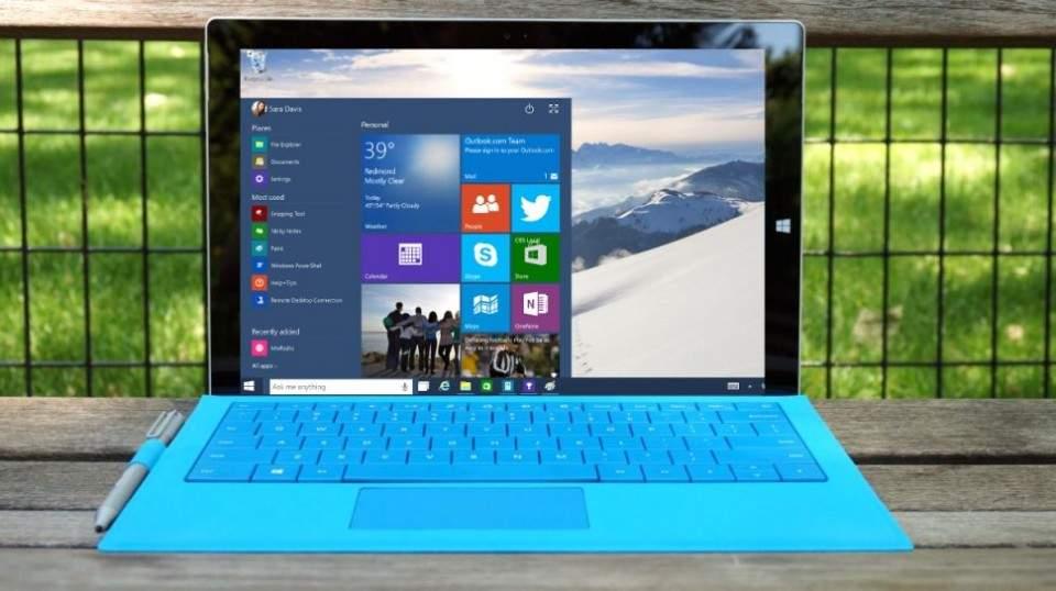Microsoft Surface Pro 4 Nantinya Gunakan Bezel Tipis