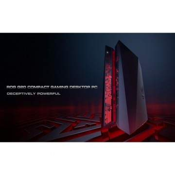 ROG G20AJ, Mini PC Desktop Hemat Energi dengan Mesin Powerful