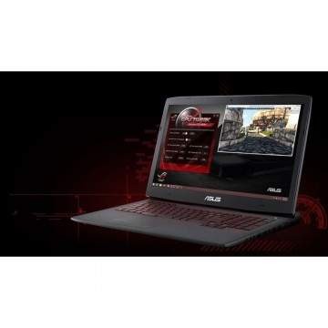 Asus ROG G751JY Laptop Gaming Kelas Premium