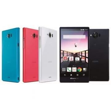Sharp Aquos Zeta, Bezel Tipis dan Kinerja Mirip LG G3