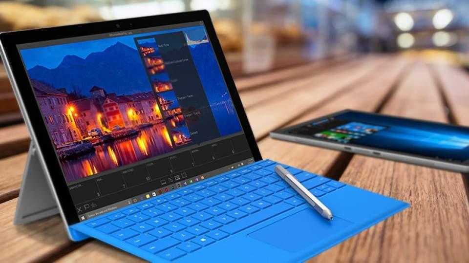 Microsoft Surface Pro 4 Diklaim Lebih Kencang Dari MacBook Air