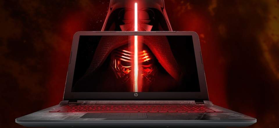 HP Star Wars Edition, Cocok Buat Koleksi Fans Star Wars