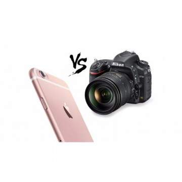 Perbandingan Rekaman Video 4K, iPhone 6s vs Nikon d750