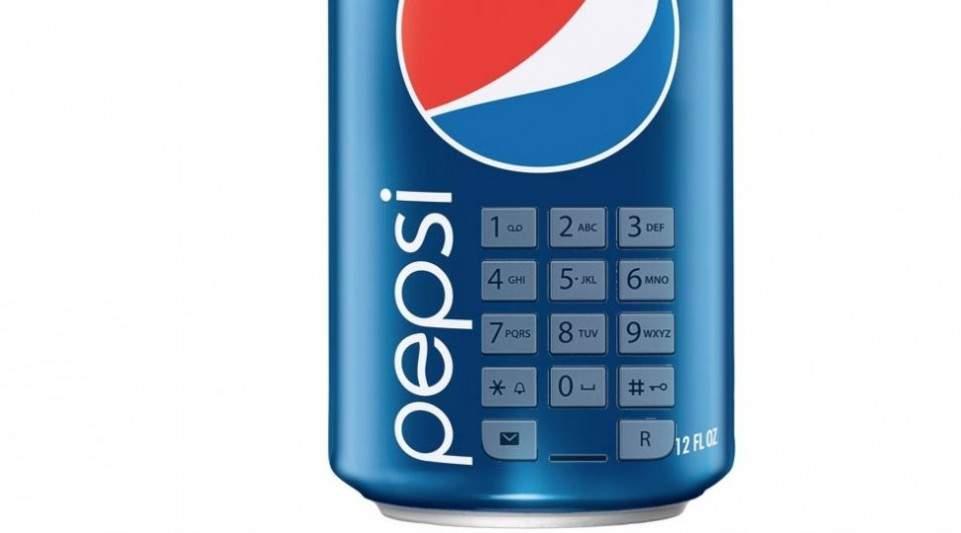 Dari Minuman, Pepsi Kini Buat Smartphone