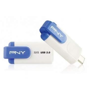 Flash Drive USB 3.0 Type C Terbaru PNY Hadir Lebih Cepat