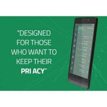 GranitePhone, Menjanjikan Keamanan Data Handphone