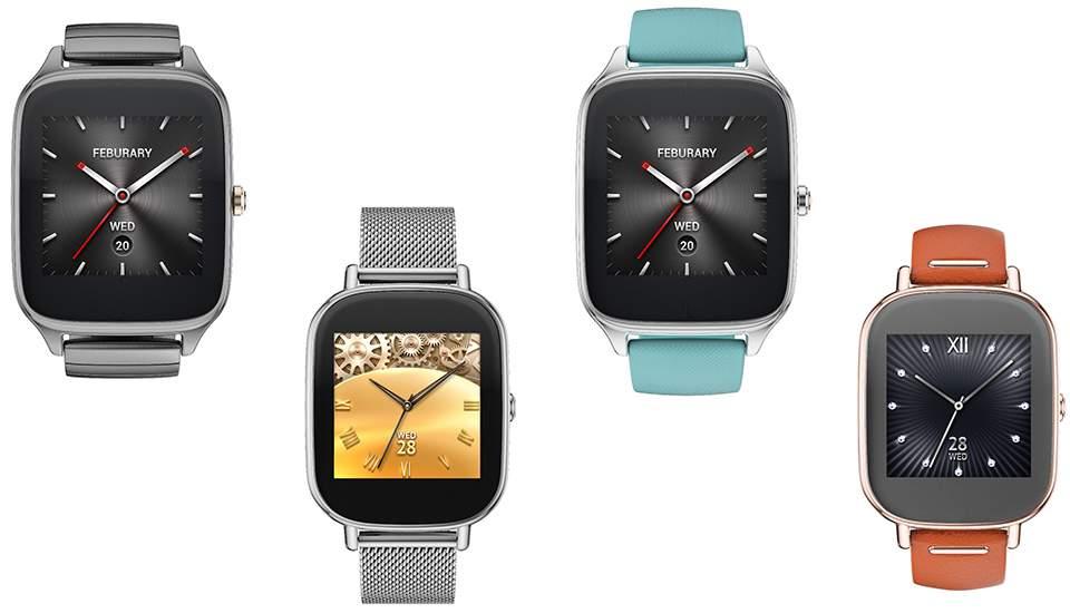 Asus Zenwatch 2 Sudah Dijual di Google Play Rp 2,2 Jutaan