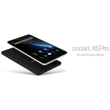 Doogee X5 Pro, Smartphone 4G LTE Sejutaan Berlayar Lebar