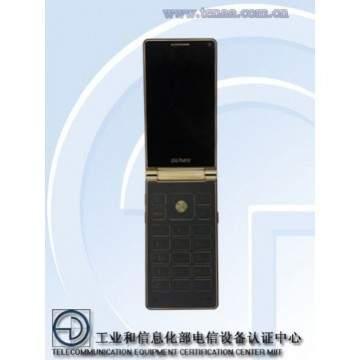 Gionee W900S, Ponsel Android Flip dengan Dual Layar