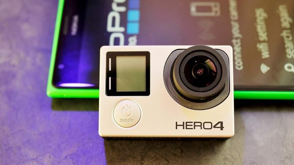 Cara Cepat dan Mudah Koneksikan Gopro Hero 4 ke HP Windows Phone