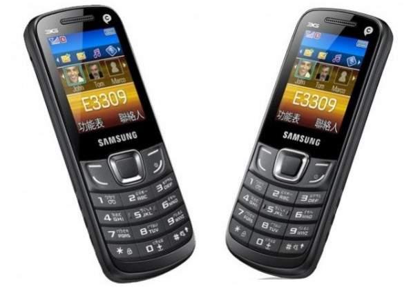 Samsung GT-E3309