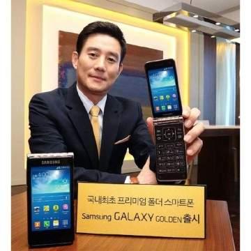 Samsung Siapkan Flip Phone Canggih, Samsung Galaxy Golden 3