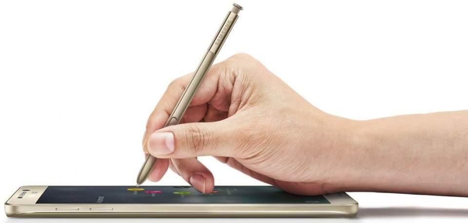 Update Samsung Galaxy Note 5 Hadirkan Baterai yang lebih Optimal