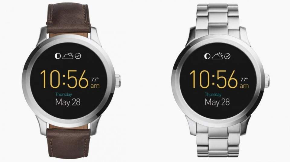 Fossil Q Founder, Smartwatch Android Wear Kolaborasi Intel dan Google