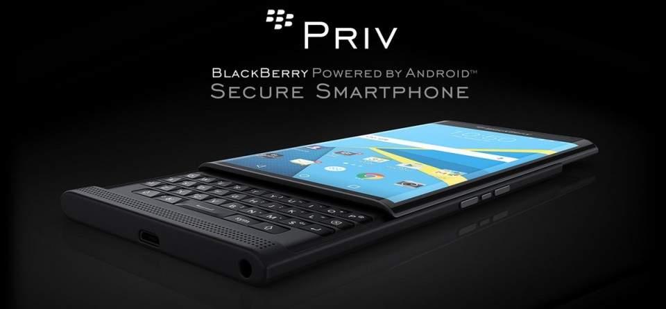 5 Hal Penting Mengenai BlackBerry Priv yang Wajib Kamu Ketahui
