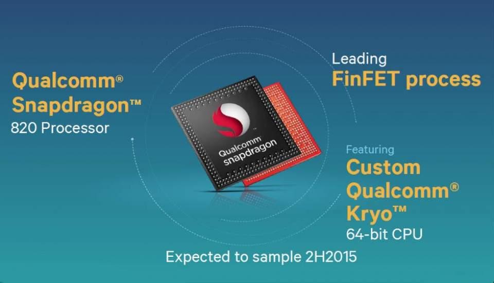 Qualcomm Klaim Snapdragon 820 Lebih Cepat Dari Exynos