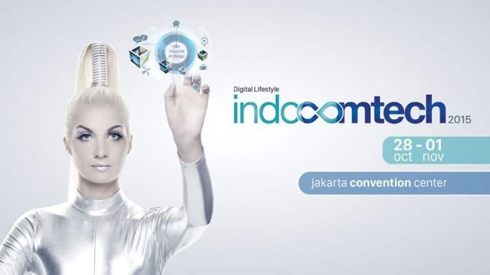 BRI Promo INDOCOMTECH 2015! Dari Lelang Gadget Sampai Terbang Gratis