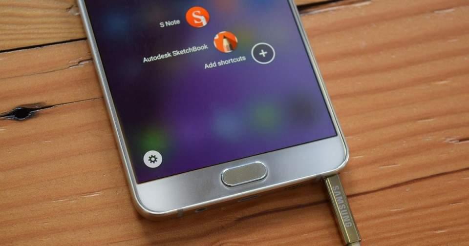 5 Kegunaan Stylus S Pen Pada Note 5 yang Perlu Kamu Tahu