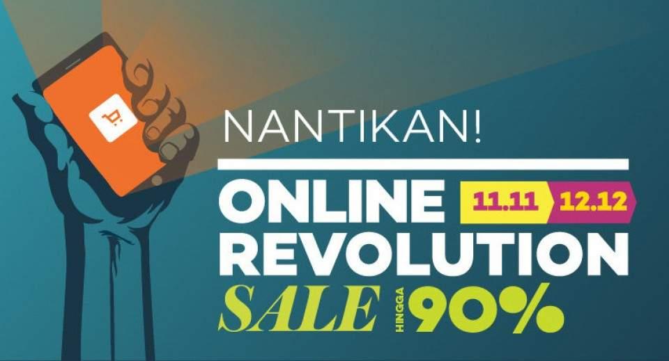 Jadwal Online Revolution Lazada dan Cara Aman Belanja Online