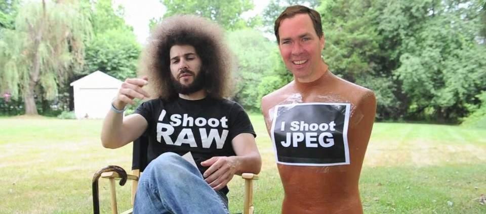 Mengenal Beda RAW dan JPG Serta Memilih Format Foto Digital yang Pas