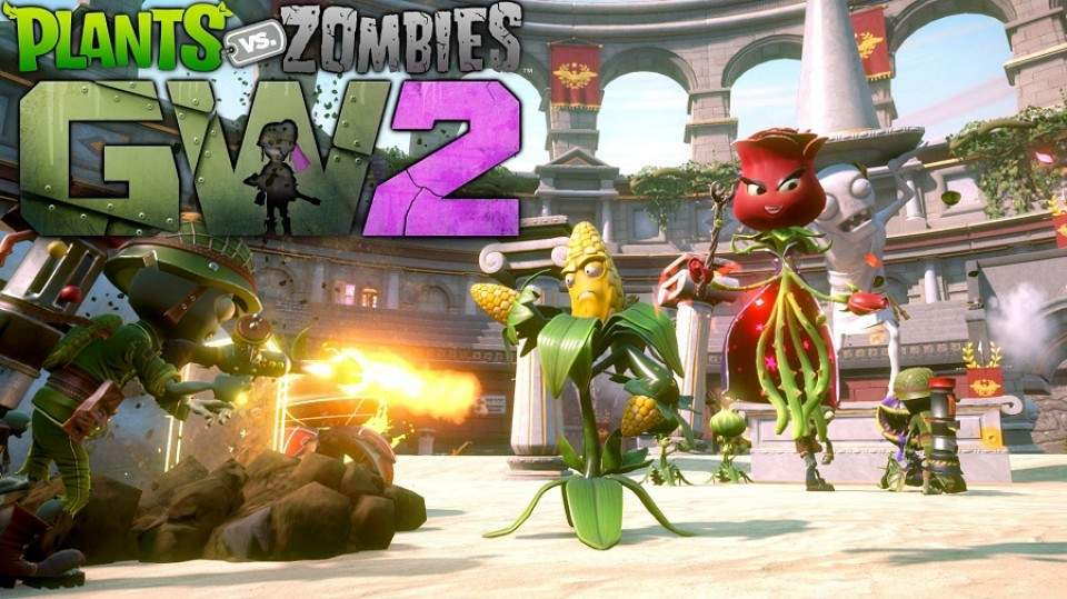 Game Plants VS Zombies: Garden Warfare 2 Akan Dirilis Februari 2016