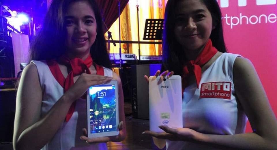 Mito Umumkan Peluncurkan Tablet Perdana Mito T35 Fantasy Dengan Intel Atom X3
