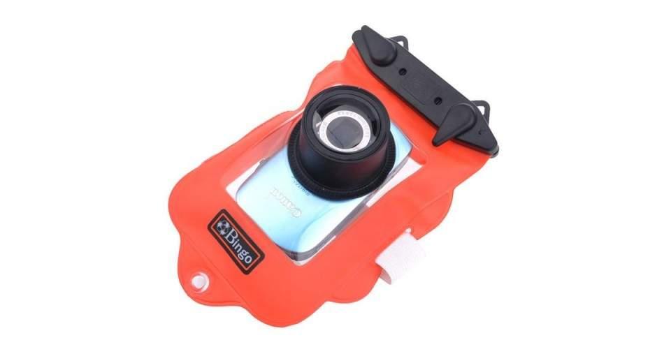 Butuh Pelindung Kamera Pocket di Musim Hujan? Lazada Lagi Promo Mulai Rp 100 Ribu!