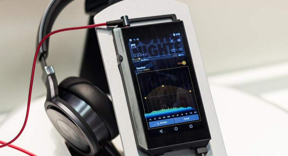 Pioneer XDP-100R – Android HD Audio Player