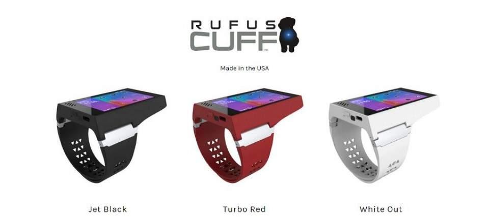 Habis Smartwatch, Terbitlah Rufus Cuff Wrist Communicator, Harga Rp 3 Jutaan